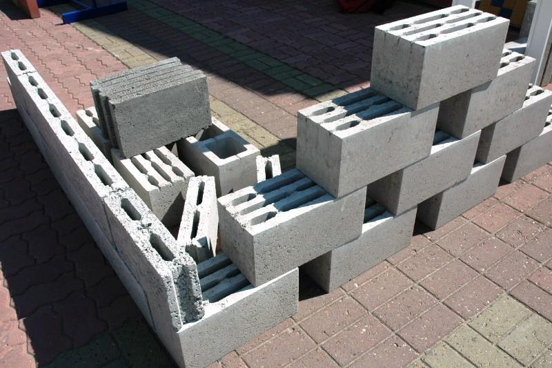 Блоки для возведения межкомнатных перегородок